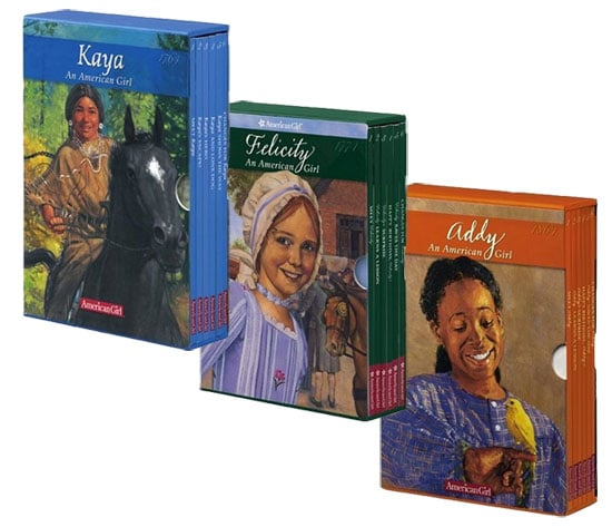 Did You Ever Get Into the American Girl Series?
