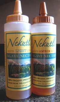 Food Review: Nekutli Agave Nectar