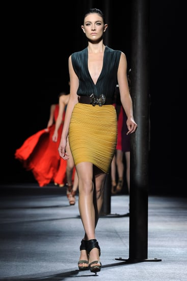 Lanvin's Spring 2011 Show Was Filled With Flats Because Only 12 Models Could Wear the Painful Runway Heels