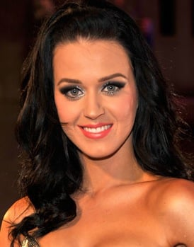 An Easy Way to Wear Glitter, Courtesy of Katy Perry