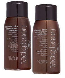 Product Review: Ted Gibson Brazen Brown Shampoo and Conditioner