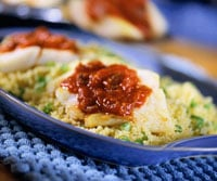 Fast & Easy Dinner: Salsa Fish