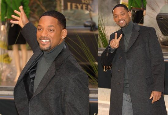 Will Smith in Madrid