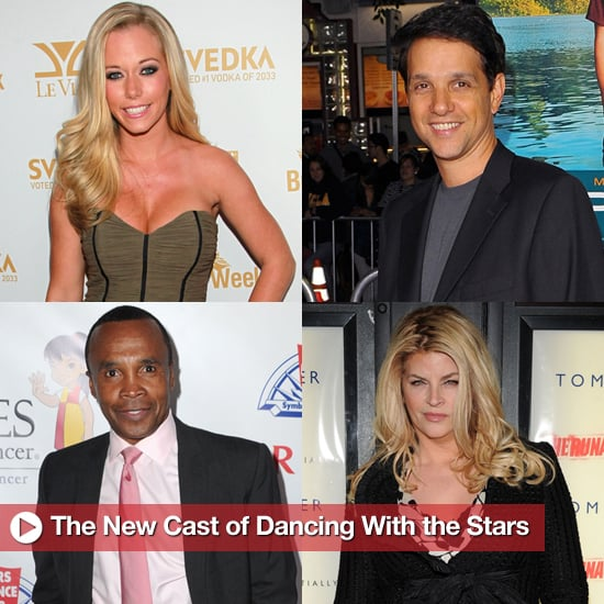 Dancing With the Stars Full Cast List For Season 12