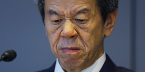 Toshiba CEO Resigns Amid Accounting Scandal