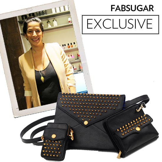 """Rebecca Minkoff Dishes on Her Holiday Wish List, Being """"Banned"""" From Using the Phone at Home, and More"""