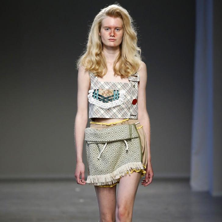 Designer Sends Models With Acne Down Runway | POPSUGAR Beauty