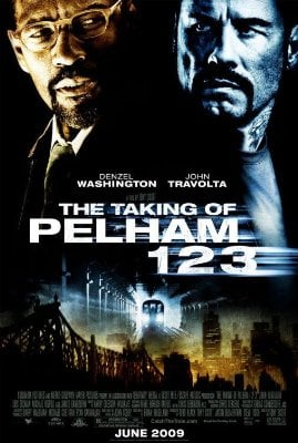 Movie Preview: The Taking of Pelham 123