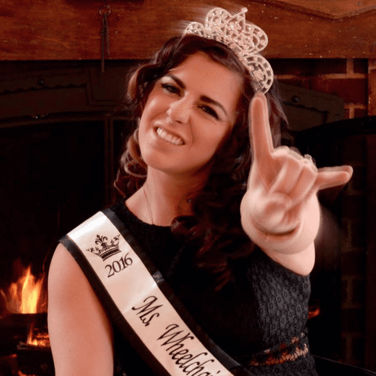 Paralyzed Woman Tackles Beauty Pageants and Extreme Sports Like a Boss