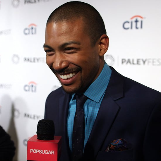 Charles Michael Davis Interview About The Originals