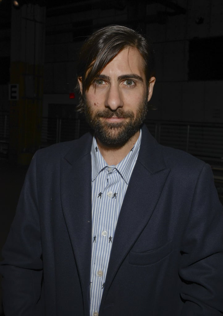 Jason Schwartzman was on hand for the Opening Ceremony show on Sunday.