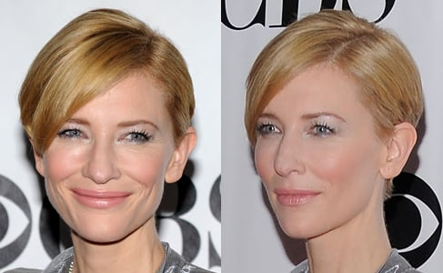 Pictures of Cate Blanchett's New Short Hair