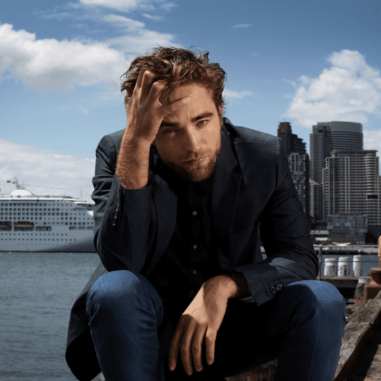 Hot Robert Pattinson GIFs