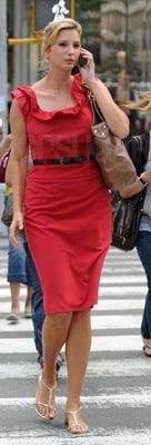 Celeb Style: Ivanka Trump