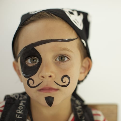Pirate Birthday Party For Designer Jenni Kayne's Son