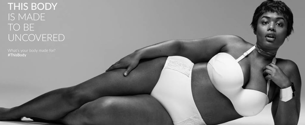 Precious Lee Wants to Dispel This Myth About Curvy Models