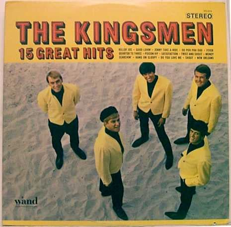 """Louie Louie"" by The Kingsmen"