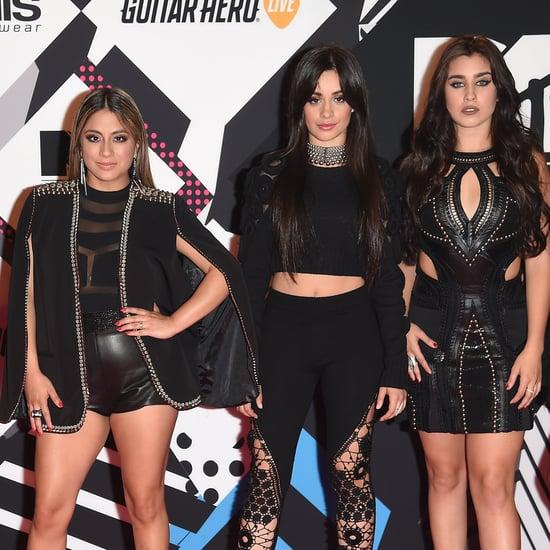 Fifth Harmony at MTV European Music Awards 2015