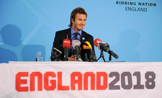 England Haven't Won Their 2018 World Cup Bid, Russia Will Host