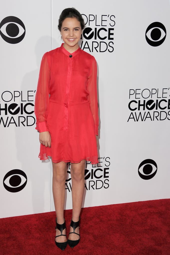 Bailee Madison attended the PCAs.