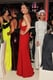 Maggie Gyllenhaal struck a pose as gray-haired Nicole Richie worked the room inside the Met Gala.  Source: Billy Farrell/BFANYC.com