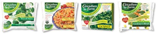 Nutritional Breakdown of Organic Frozen Veggies