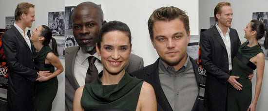 Blood Diamond Screening Looks Fun