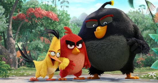 Watch Josh Gad's Shockingly Irritating Eagle Cry in 'The Angry Birds Movie' Preview Clip