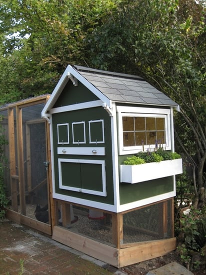 How-To: House Backyard Chickens in Style