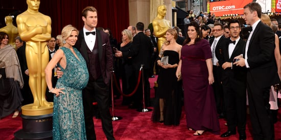 'Fashion Police' Mocks Pregnant Elsa Pataky's Oscars Look, Jokes About Her 'Beer Belly'