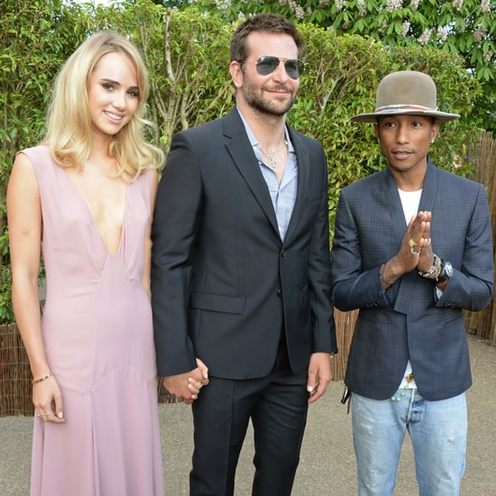 Suki Waterhouse Bradley Cooper Serpentine Summer Party