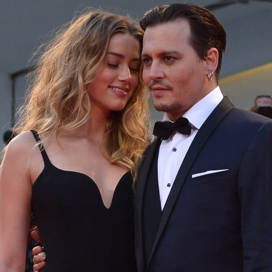 Hot Johnny Depp and Amber Heard Pictures