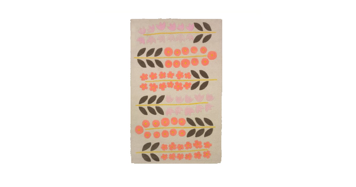 dwell studio rosette blossom rug 9 kids 39 rugs mamas will