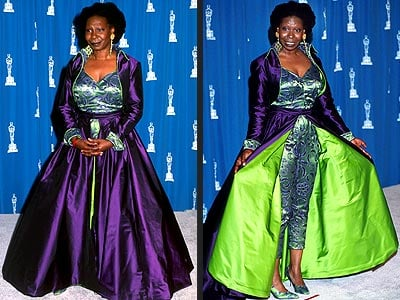 Dressed to Ill at the Oscars