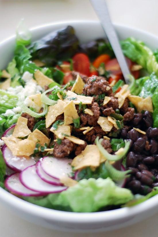 Zesty Taco Salad
