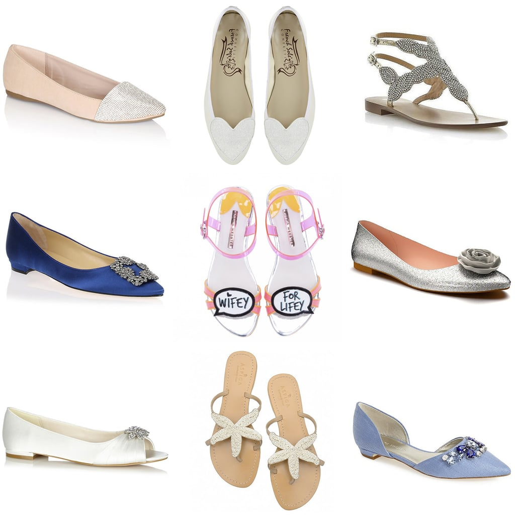 bridal wedding shoes guide
