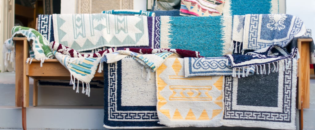 Patio Accessories Take On Backyard Bohemian and Pattern Play