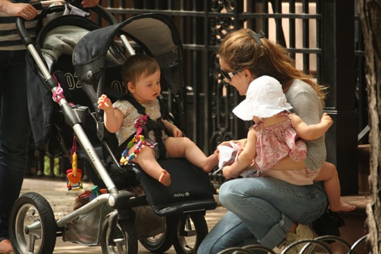 Sarah Jessica Parker's Twins Wear Liberty of London