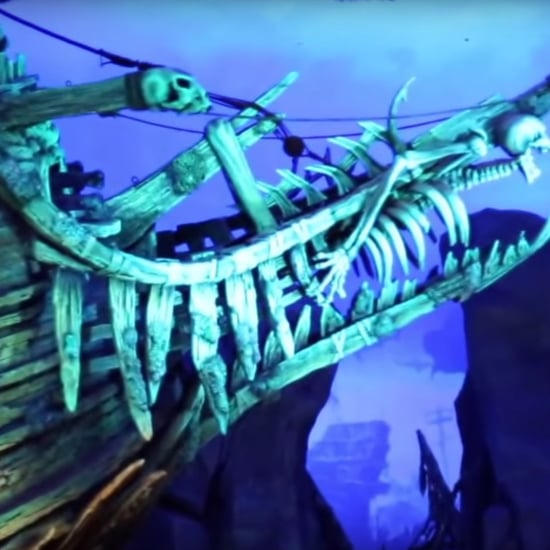 Shanghai Disneyland Pirates of the Caribbean Ride