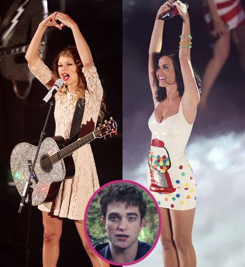 Pictures of Robert Pattinson, Taylor Swift and Katy Perry at Radio 1 Teen Awards