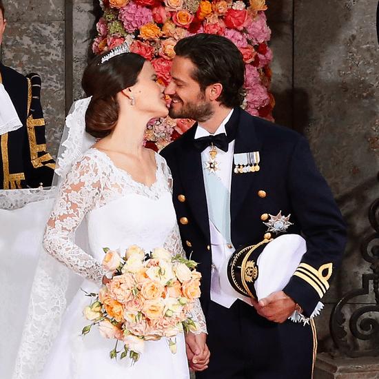 Princess Sofia of Sweden Wedding Dress
