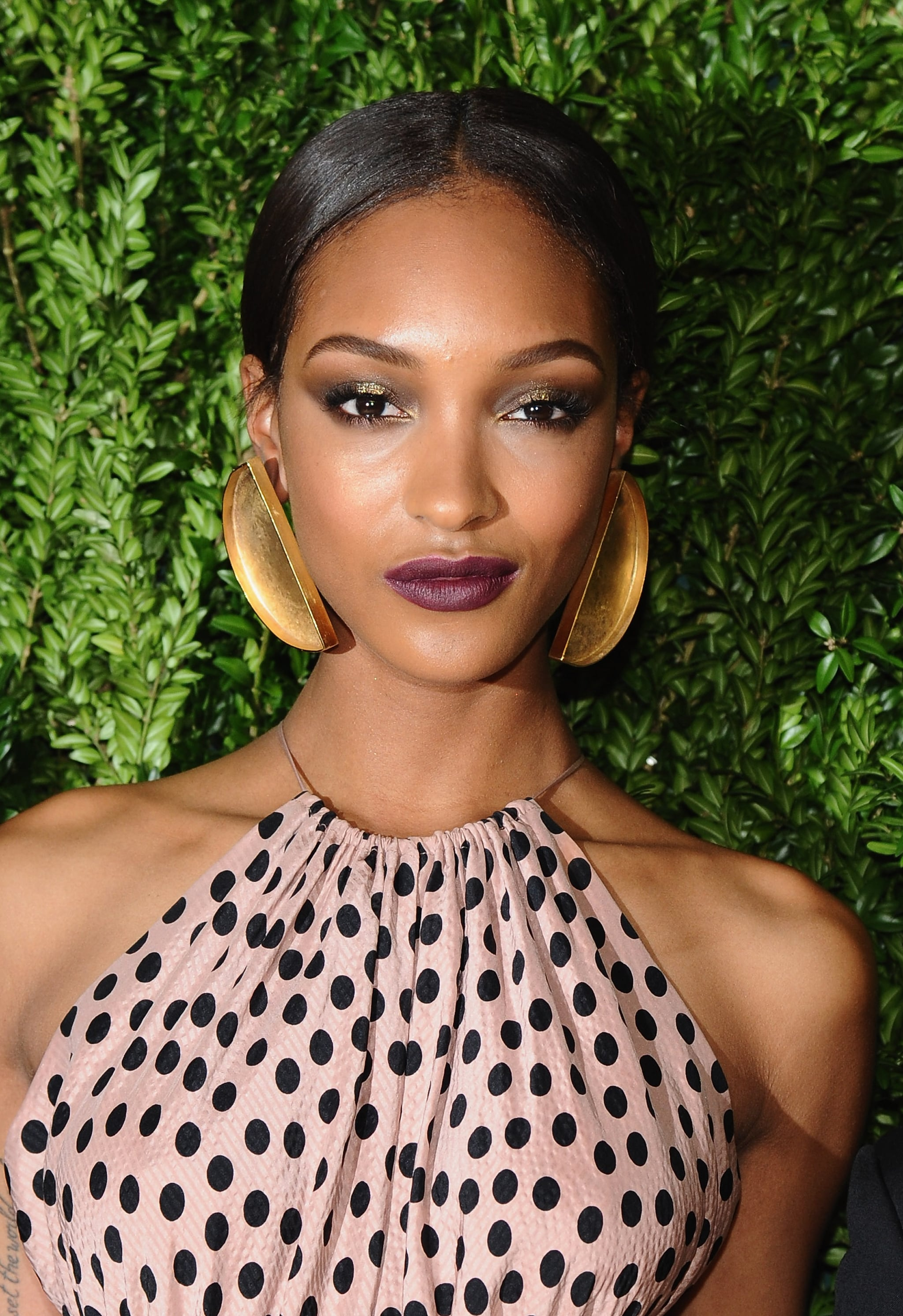 Yet She Knows How to Rock a Bold Lip