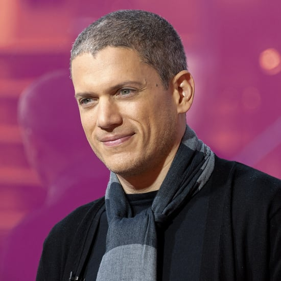 Wentworth Miller Talking About Suicide and Weight Gain