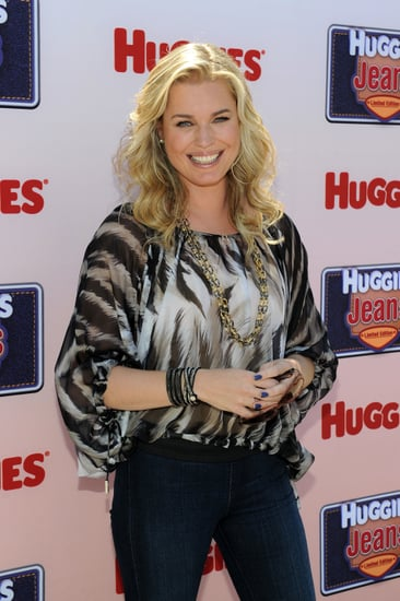 Rebecca Romijn Doesn't Dress Her Daughters Alike