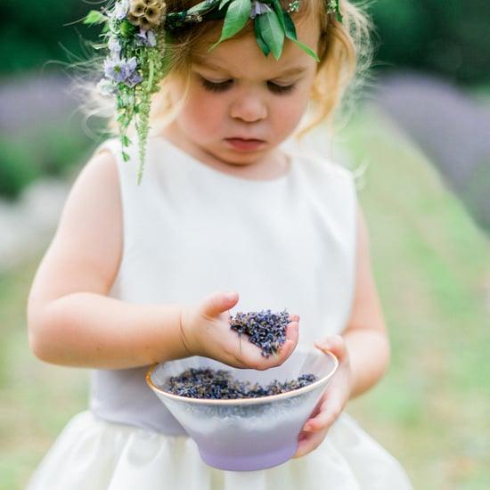 Alternative Ideas For Flower Girl Petal Toss