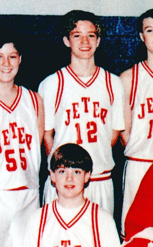 Justin Timberlake was on the basketball team.