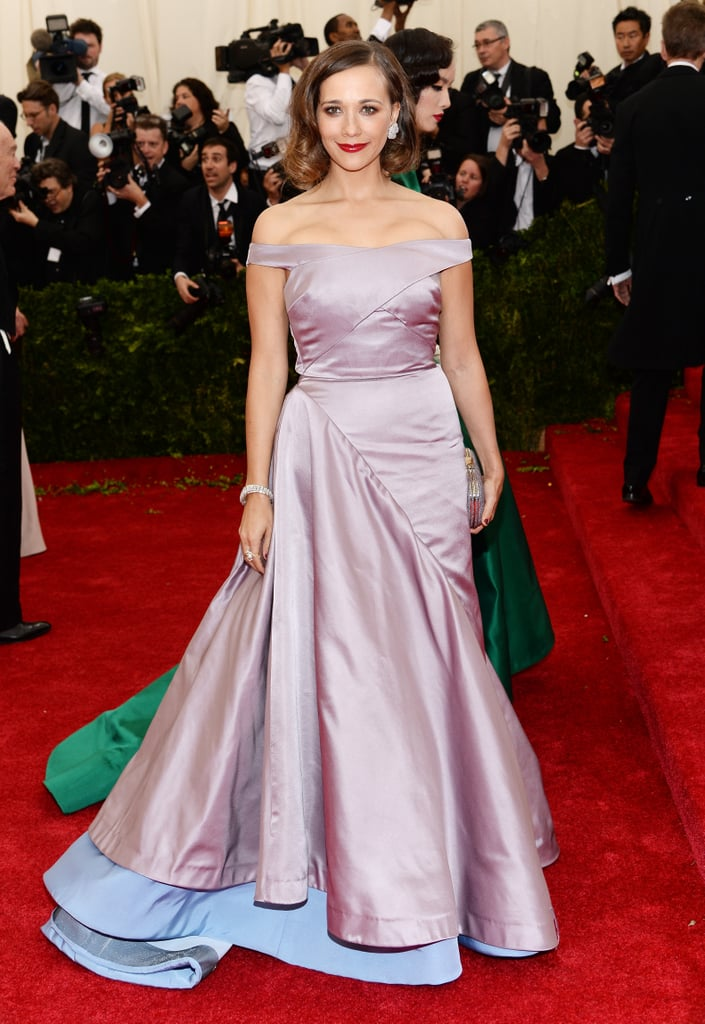 Rashida Jones at the 2014 Met Gala