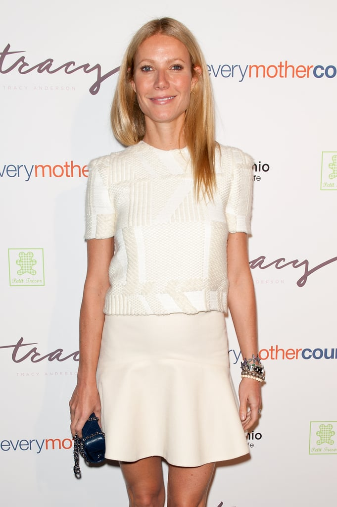 Gwyneth Paltrow is one of Tracy Anderson's biggest clients.
