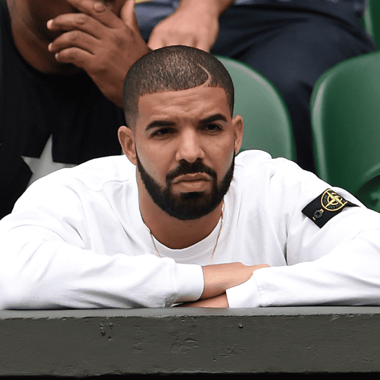 Drake at Wimbledon
