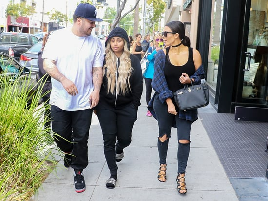 How Rob Kardashian and Blac Chyna's Baby Helped Repair His Relationship with the Kardashians and Jenners